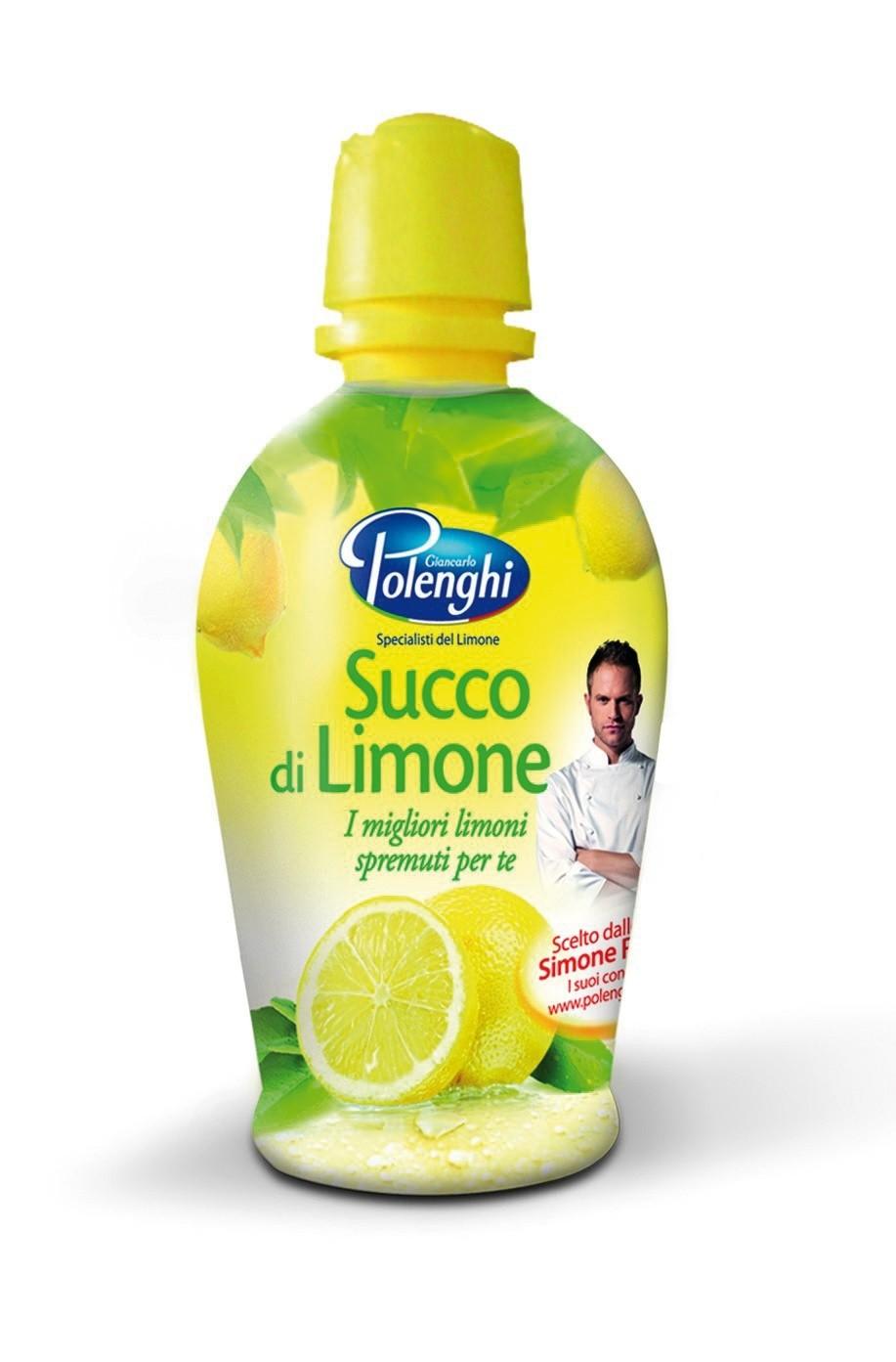 Succo di limone da concentrato