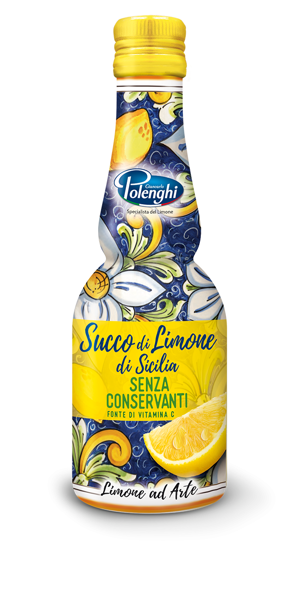 Caraffina Preservative Free Lemon Juice