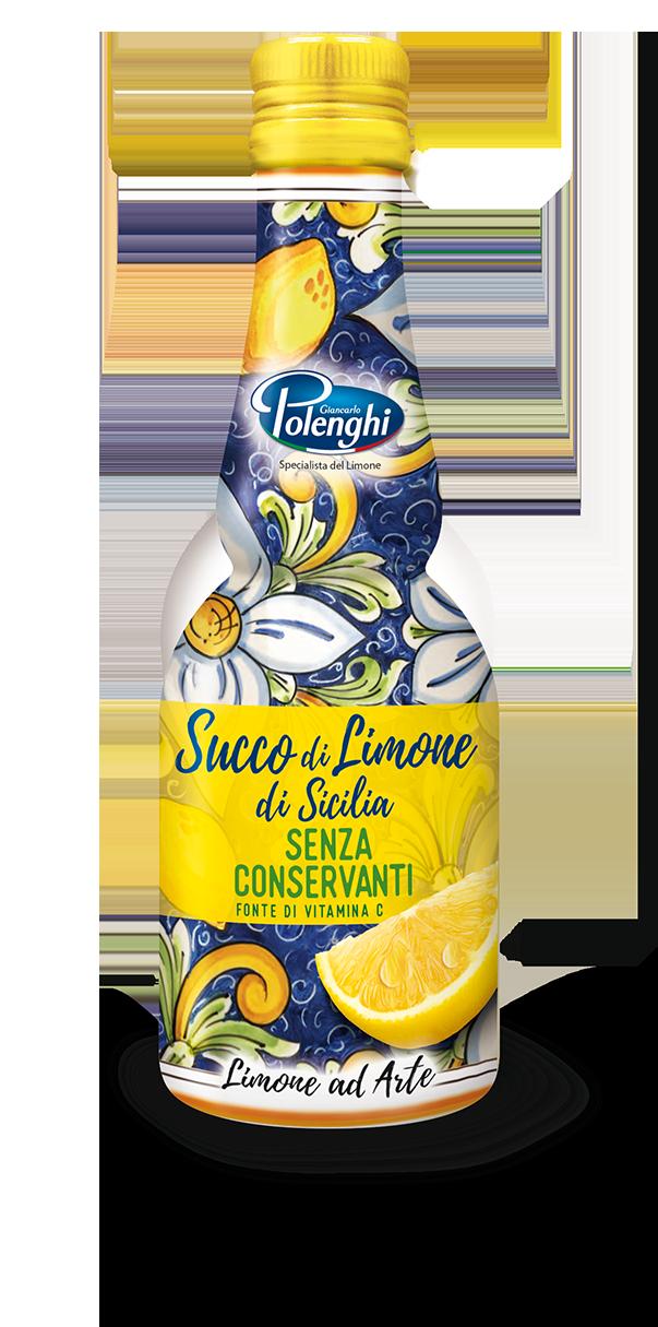 Caraffina Succo di Limone Senza Conservanti