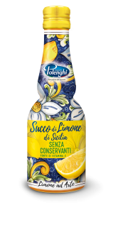 "CARAFFINA ""Preservative Free Lemon Juice"""
