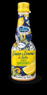 """CARAFFINA """"Succo di Limone Senza Conservanti"""""""