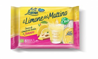 "ACTI LEMON ""Organic Lemon and Ginger Juice"" 