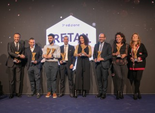 "Polenghi receives THE RETAIL AWARDS 2019 ""Best Sustainability and social welfare project"""